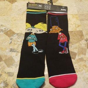 Hey arnold socks